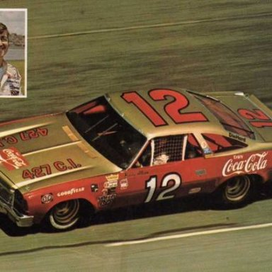 Bobby Allison/Bocbby Allison Racing 1973 Chevrolet Malibu