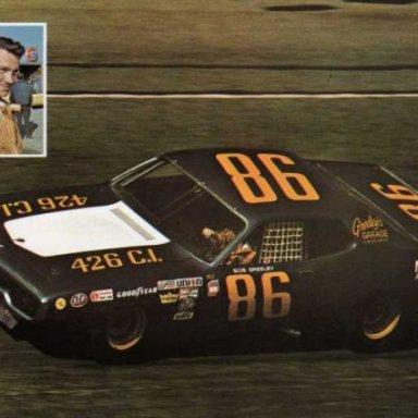 Bob Greeley. 1972 Plymouth Roadrunner