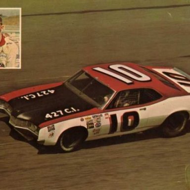 Bill Champion. 1971 Mercury Montego.
