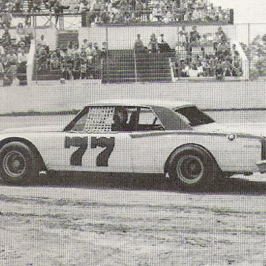 Bud Elliott Wilson Co Speedway'75