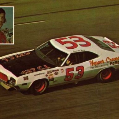 David Ray Boggs. 1972 Ford Gran Torino