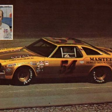 Lennie Pond/Ronnie Elder 1973 Chevrolet Malibu
