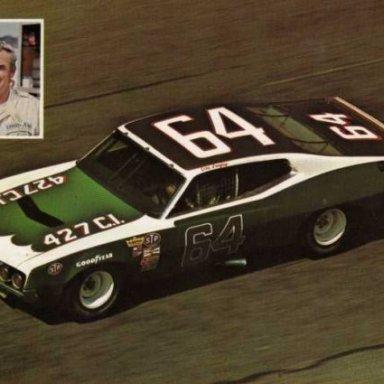 Elmo langley. 1971 Ford Torino