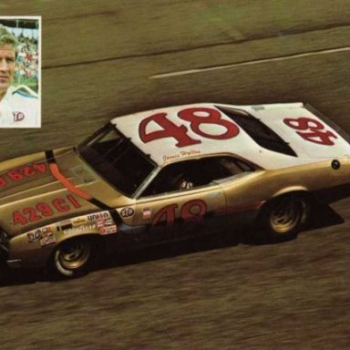 James Hylton. 1971 Mercury Montego