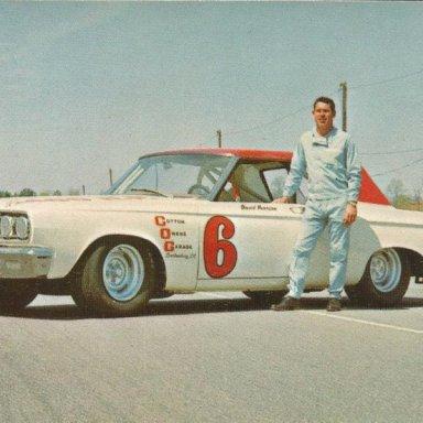 with Cotton Owens' 1965 Dodge Polara