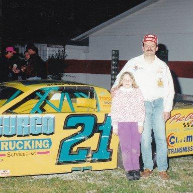 1992-Columbus Motor Speedway-1