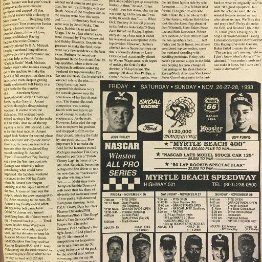 Late Model Digest -Page 27- Nov 3, 1993.jpg