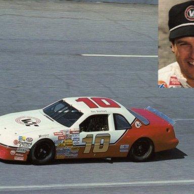 Ken Bouchard. 1987 Ford Thunderbird
