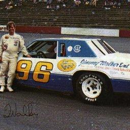 Jimmy Walker. 1981/82 Thunderbird