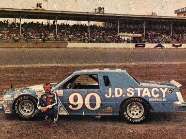 Jody Ridley/Junie Donlavey 1981 Ford Thunderbird