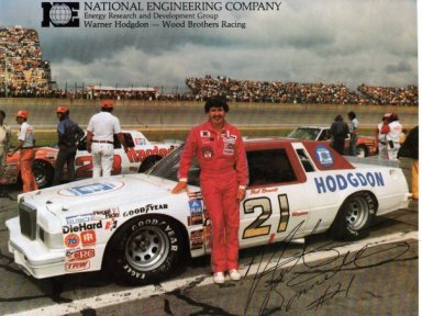 Neil Bonnett/Wood Brothers 1982 Ford Thunderbird