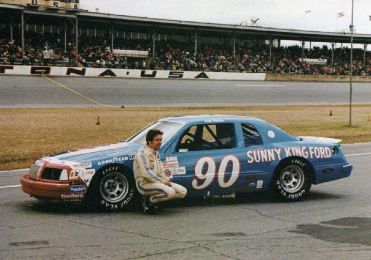 Birds Of Prey Motorsports >> Dick Brooks/Junie Donlavey 1983-86 Ford Thunderbird ...