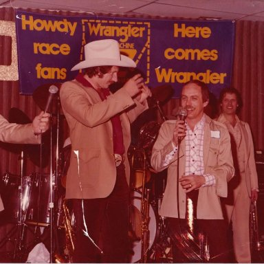 Wrangler Daytona Speedweeks Party February 1981