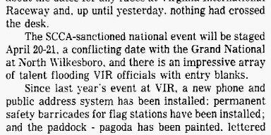 Burlington Times, NC April 11, 1974