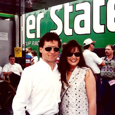 Greg Sacks and Stacie