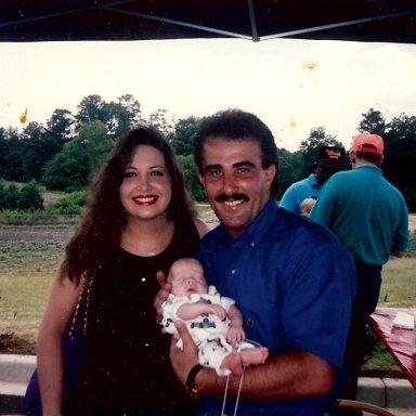 Stacie, Dylan, Derrick Cope - 1993