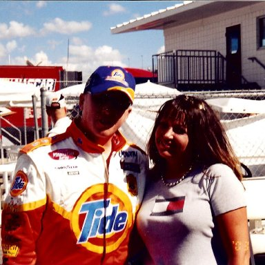Ricky Craven and Stacie