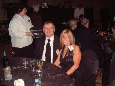 2006-11-11 Nascar Awards Banquet Nashville,TN-1