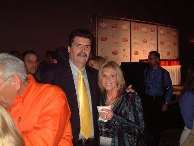 2008-11-07 Nascar Awards Banquet Las Vegas, NV-1