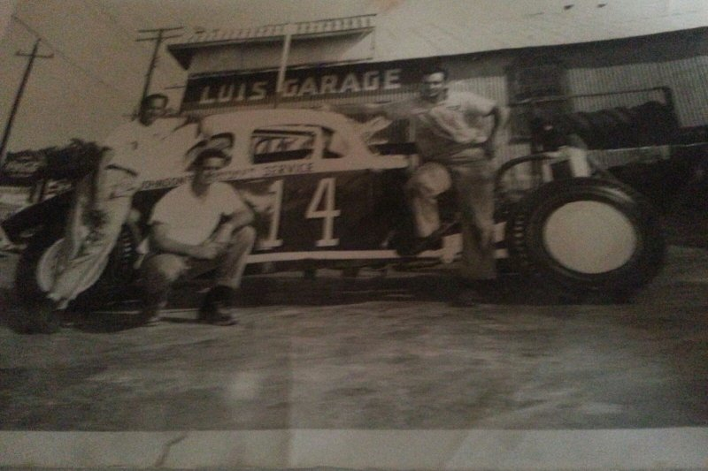 Bob Turner #14 Stock car racing in Key West Florida