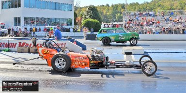 2019 Dover Drag Strip Nostalgia Drags