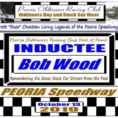 Everett Chasteen Inductee Bob Wood