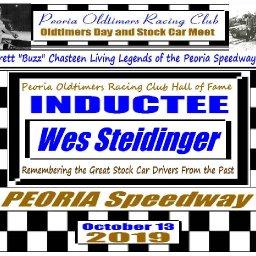 Everett Chasteen Inductee Wes Steidinger