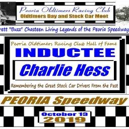 Everett Chasteen Inductee Charlie Hess