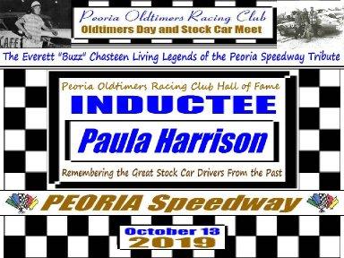 Everett Chasteen Inductee Paula Harrison