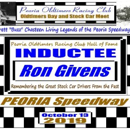 Everett Chasteen Inductee Ron Givens