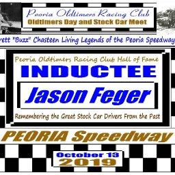 Everett Chasteen Inductee Jason Feger