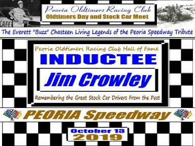 Everett Chasteen Inductee Jim Crowley
