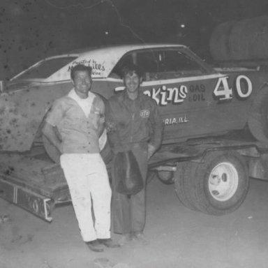 Everett Chasteen Herb Shannon 40 Camaro