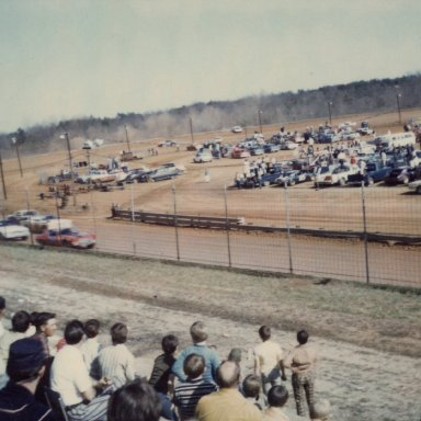 Chuck Piazza Concord Speedway 1970s-1