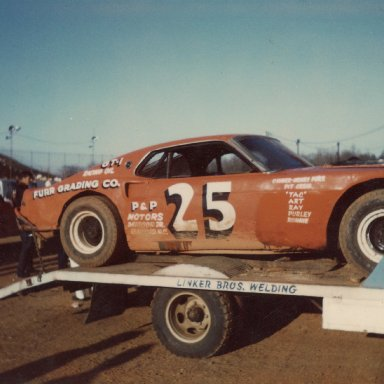 Concord Speedway Bob Lashley 1970s-11