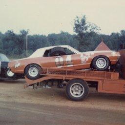 Concord Speedway C B Gwyn 1970s-2