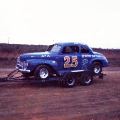 Concord Speedway David Trexler 1970s-5