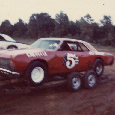 Concord Speedway Ervin Carpenter 1970s-14