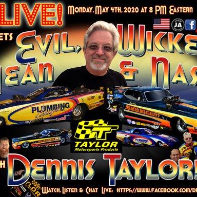 Dennis_Taylor_May04_2020_FB