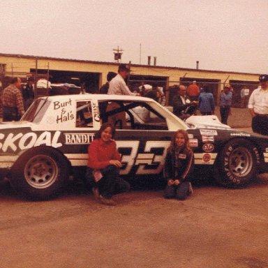 Skoal Bandit car
