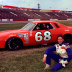 Janet Guthrie in the red car