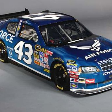 New 43 paint and sponsor for 09 for RPM