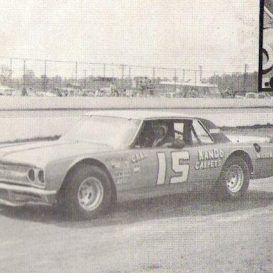 Carl Horton Wilson Co Speedway'76