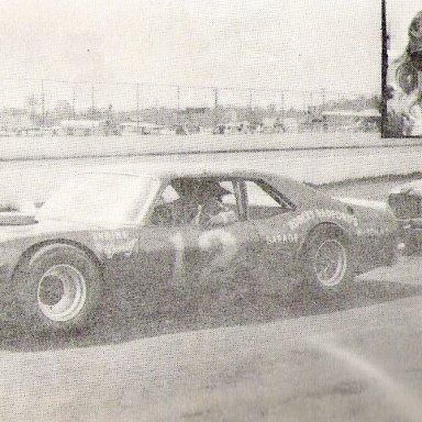 Eddie Cooke Wilson Co Speedway'76