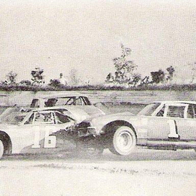 Farmer John & Mac Mangum Wilson Co Speedway