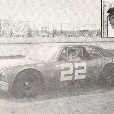 JE Beard Wilson Co Speedway 75
