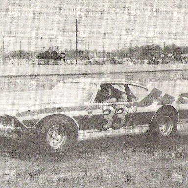 Joe Huss Wilson Co Speedway'76