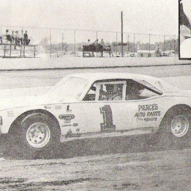 Mac Mangum Wilson Co Speedway'76