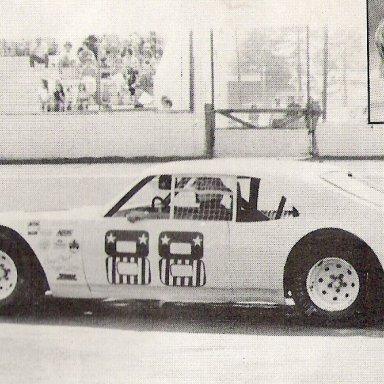 Mutt Powell Wilson Co Speedway'76