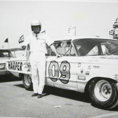 Bobby Allison 1964 Ford Daytona